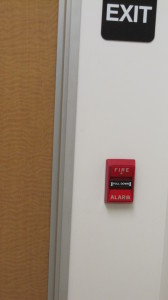 Fire Alarm System Activation